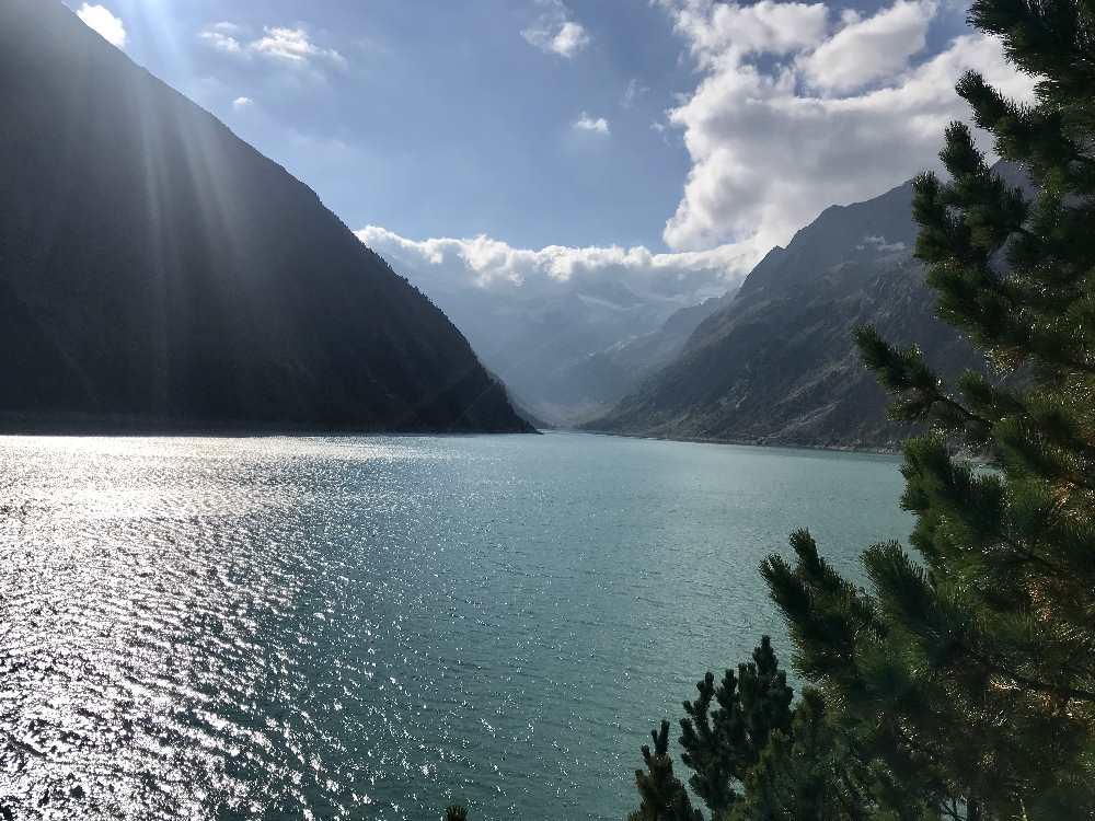 Die Zillertal Seen - so schön ist es an den Stauseen im Zillertal