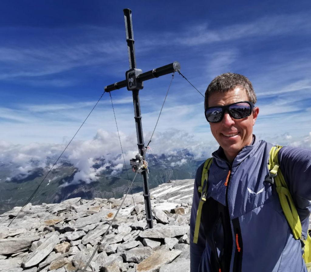 Hoher Riffler (3231 m) in den Zillertaler Alpen