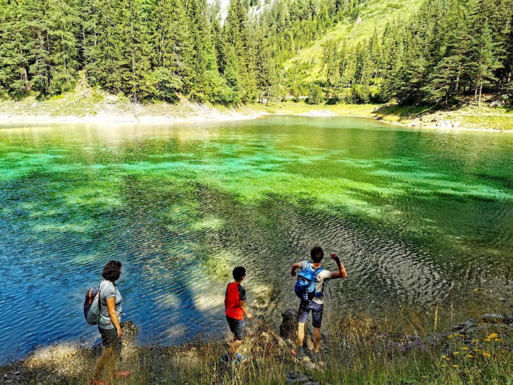 Grüner See - zum schönsten Platz in Österreich gewählt!